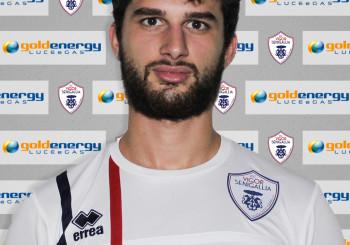 Alessio Cuomo è un nuovo giocatore dell'Fc Vigor Senigallia