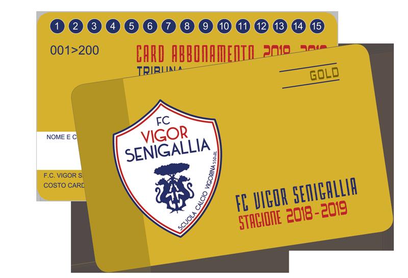 Gold-Card-FC-Vigor-Senigallia