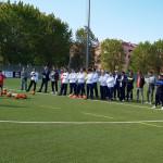 Anderlecht a Senigallia
