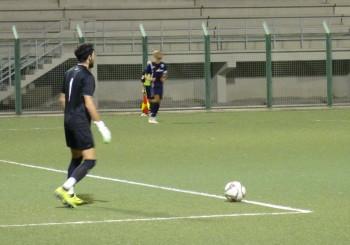 L'Fc Vigor cade al Tubaldi. Biancorossoblu kappao 3-0 contro il Villa Musone