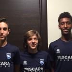 Veroli, Rossi e Addisu