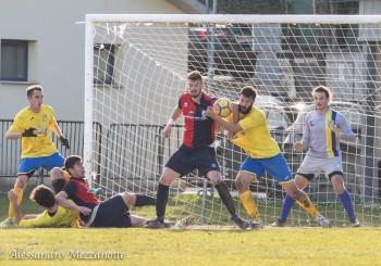 Remuntada by Alessandroni: Passatempese-Fc Vigor Senigallia 2-2