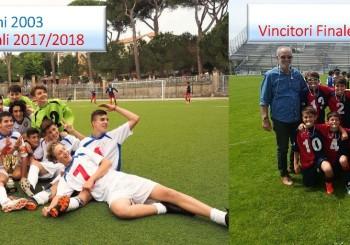 Settore giovanile, i Pulcini 2007 e i Giovanissimi dell'FC Vigor Senigallia rappresenteranno le Marche in Italia