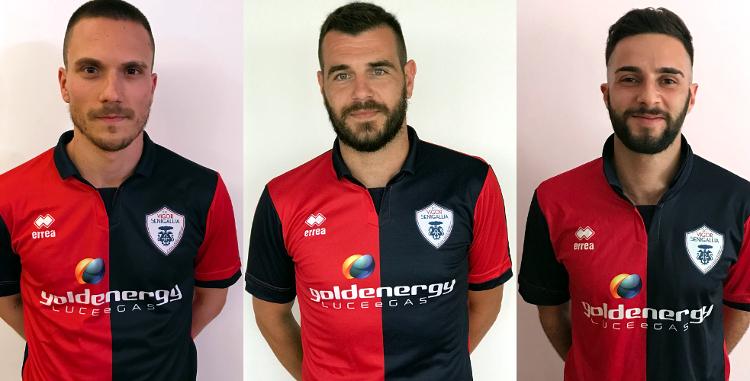 Da sx, Guerra, Vitali, Sabbatini