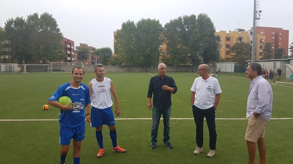 Beccalossi all'FC Vigor Senigallia (1)