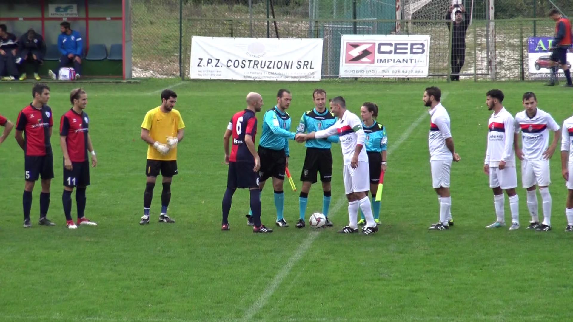 Cantiano-FC Vigor Senigallia