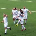 Vigor Senigallia esulta dopo un gol (3)
