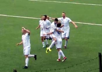 FC Vigor Senigallia all'esame Laurentina