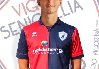 Davide Candolfi è un nuovo giocatore della Vigor Senigallia