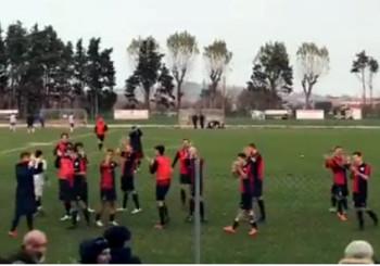 Domenica FC Vigor Senigallia-Osimo Stazione CD