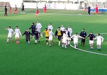D'Errico+Roberto e la Vigor stende il Villa S. Martino 2-0