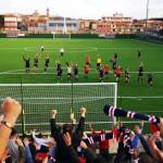 Al Bianchelli grande derby tra Vigor Senigallia e Olimpia Marzocca