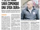 """Guiducci al Corriere: """"Avversaria dello spareggio? Pensiamo solo a noi"""""""
