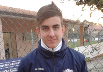 Il nostro Arsendi al Torneo Scirea con la Nazionale Under 16