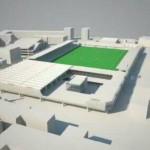 Progetto stadio Bianchelli