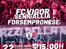 Campionato: domenica la prima in casa alle 15. Coppa: col Fabriano al Bianchelli si giocherà alle 19.00