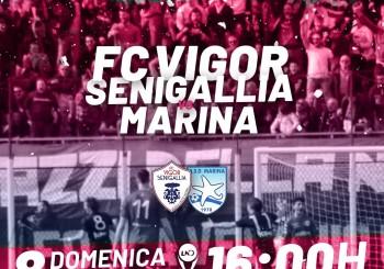 Coppa Eccellenza, si torna al Bianchelli: Vigor-Marina per centrare i quarti di finale