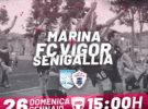 Un derby che vale doppio: domenica c'è Marina-Vigor (ore 15,00)