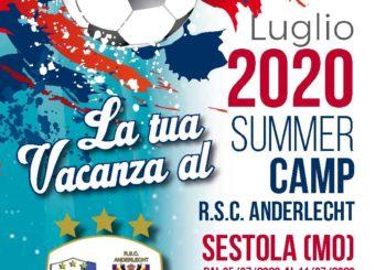 Vacanze rossoblu: aperte le iscrizioni per il Summer Camp 2020 a Sestola