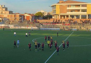 Vigor, il cerchio quadra con Rotondo: Grottammare sconfitto 1-0 con la rete del giovane rossoblu