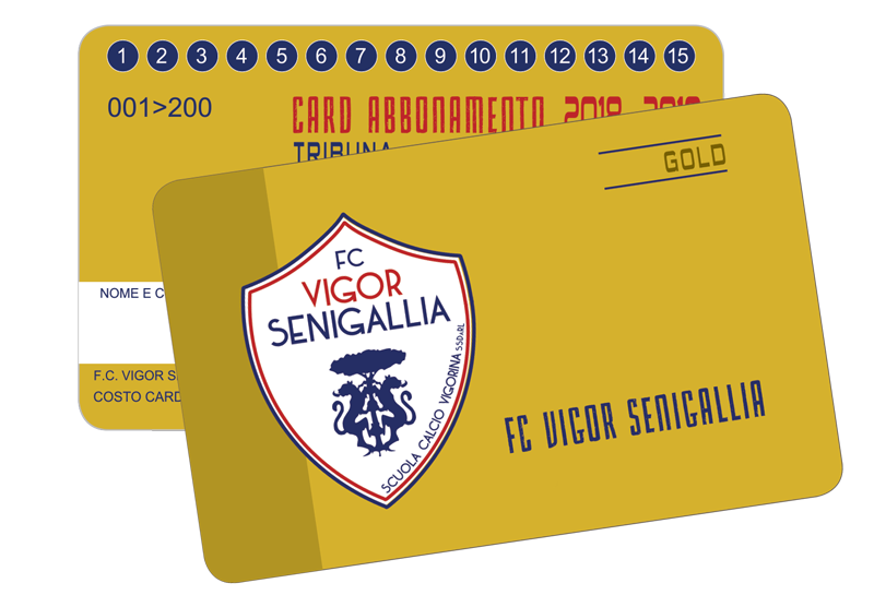 Gold-Card-FC-Vigor-Senigallia