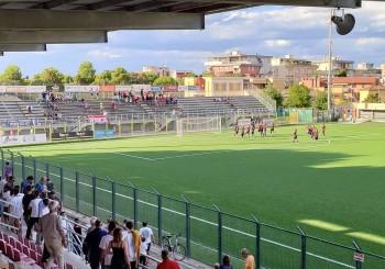 Derby in arrivo: domenica Vigor Senigallia-Marina. Chiusa la curva, le info per l'accesso stadio