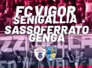 Ritrovare i tre punti: domenica Vigor Senigallia-Sassoferrato Genga