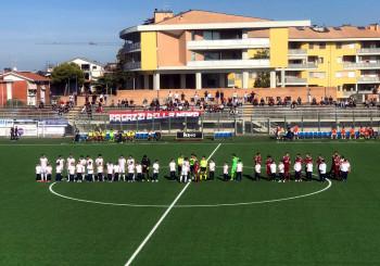 La Vigor cade in casa, il Sassoferrato Genga si impone 2-0