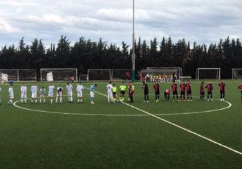 Vigor sconfitta in trasferta: rossoblu KO col Porto d'Ascoli
