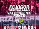 Proseguire il momento positivo: domenica Vigor Senigallia-Valdichienti Ponte