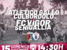 Domenica tutti nella tana della capolista: c'è Atletico Gallo-Vigor (ore 14,30)
