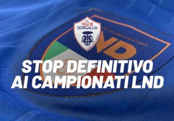 Consiglio Federale: stop definitivo ai campionati LND per la stagione 2019-2020