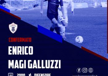 Si alza il muro difensivo: Magi Galluzzi e Vigor ancora insieme