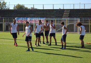 Vigor, un segnale di speranza: prima squadra e Juniores in campo