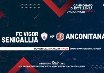 Vigor, fuori l'orgoglio: domenica al Bianchelli c'è il derby con l'Anconitana
