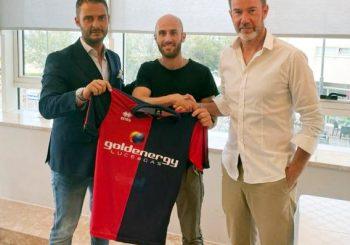Wow, che bomba! Luca Paradisi è un nuovo calciatore della Vigor Senigallia