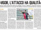 L'entusiasmo di Gianfranco D'Errico, intervistato dal Corriere Adriatico